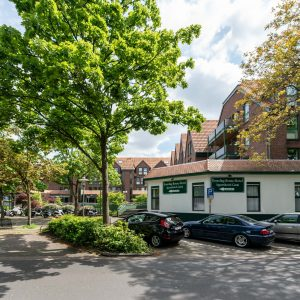 Boardinghouse BurgPark Hürth Außenansicht